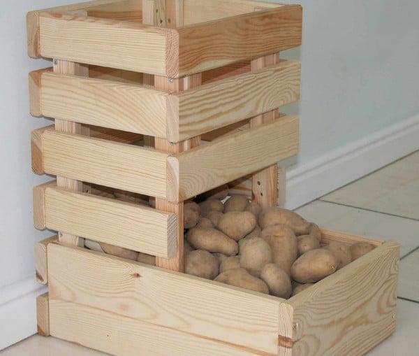 Kartoffelkiste