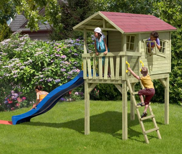 Kinderspielhaus auf Stelzen Ben