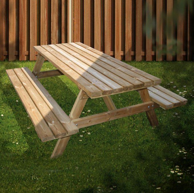 Picknick-Tisch Flora