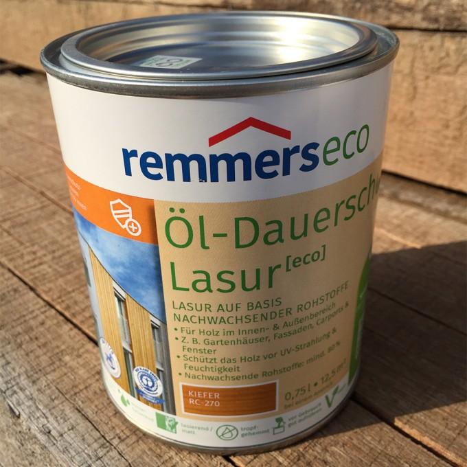 Remmerseco Öl-Dauerschutzlasur 0,75 L