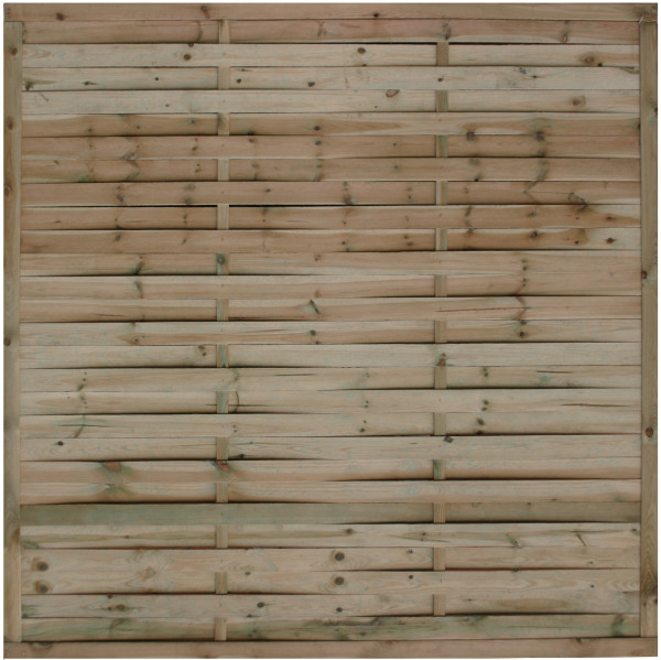 Lamellenzaun, R. 34 x 55 mm verschiedene Abmessungen