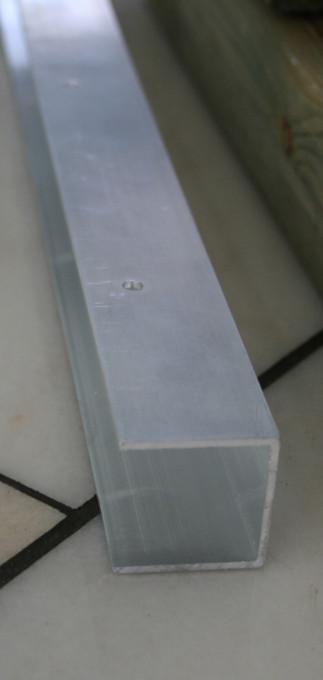 Aluprofil 30 mm breit