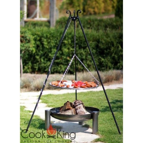 grill-nierdzewny-60cm-palenisko-palma-70cm