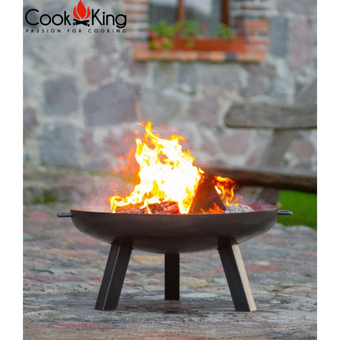 Cook King Feuerschale Polo