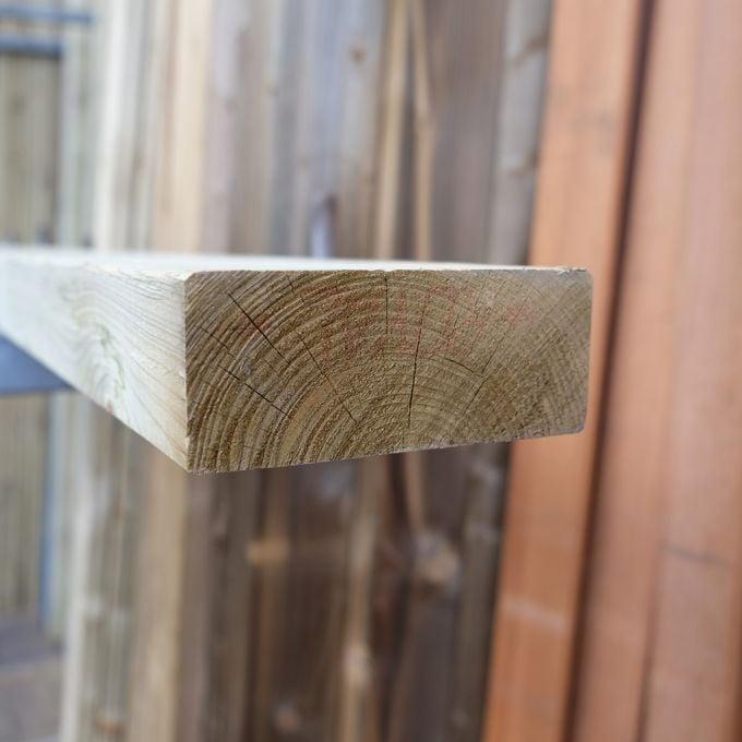 Rahmenholz, gehobelt 45 x 95 mm