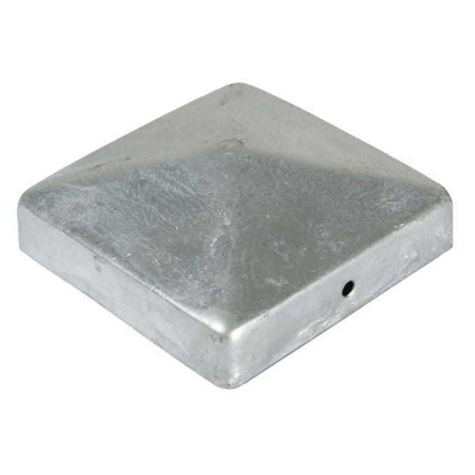 Pfostenabdeckung Metall, Pyramide