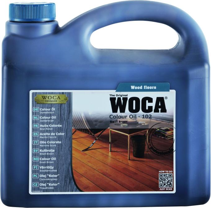 Woca Colouröl für den Innenbereich