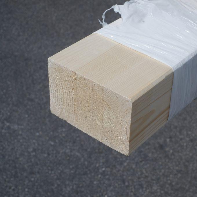 Leimbinder Fichte 6 x12 cm, naturbelassen versch. Längen