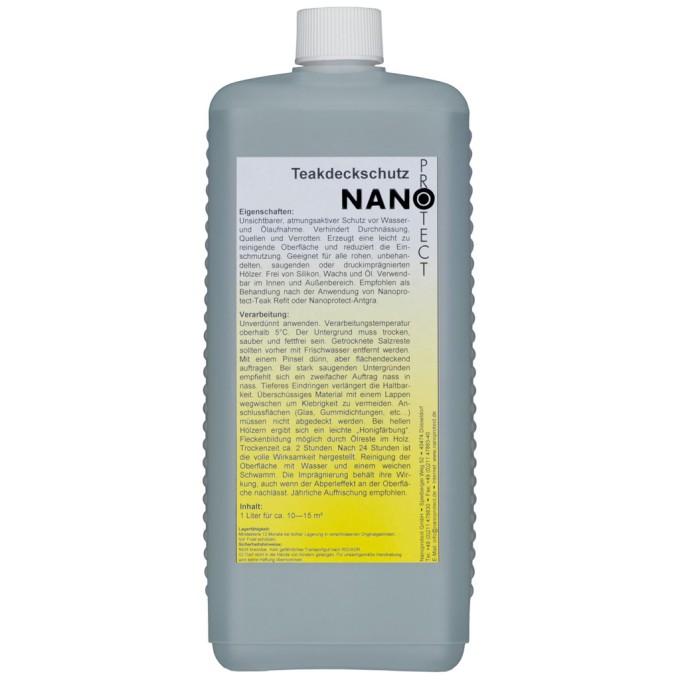 Nanoprotect Teakdeckschutz