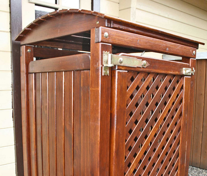 Mülltonnenbox PREMIUM