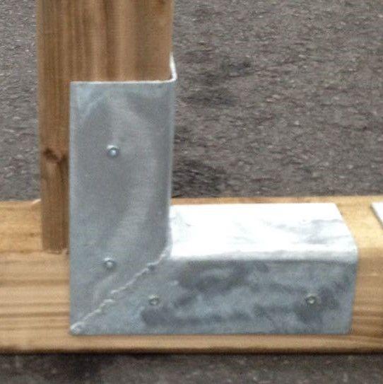 Winkelverbinder 2-armig
