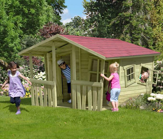 Kinderspielhaus Michel