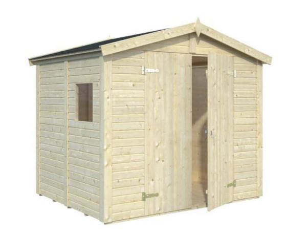 Geräteschuppen Dan 4,6 m²