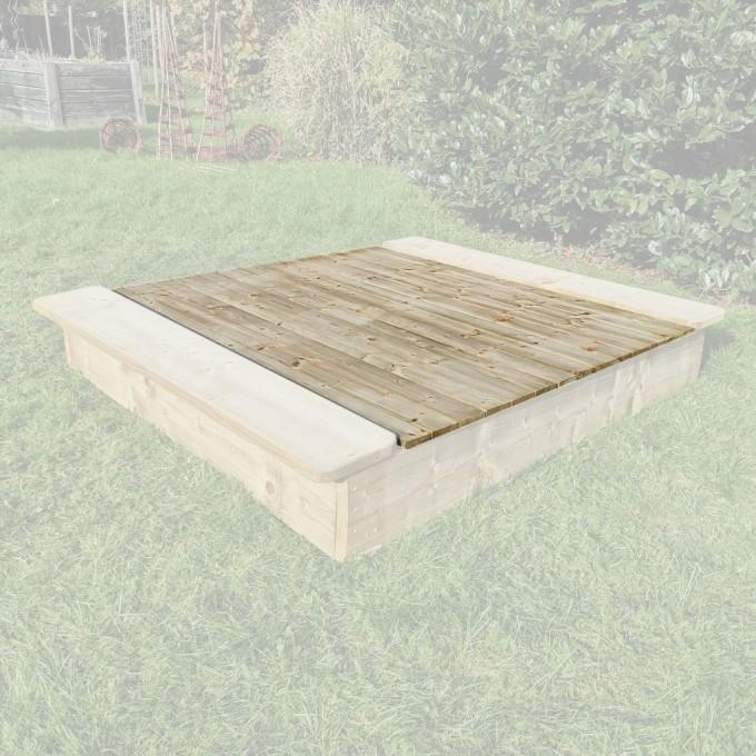 Deckel für Sandkasten Olli